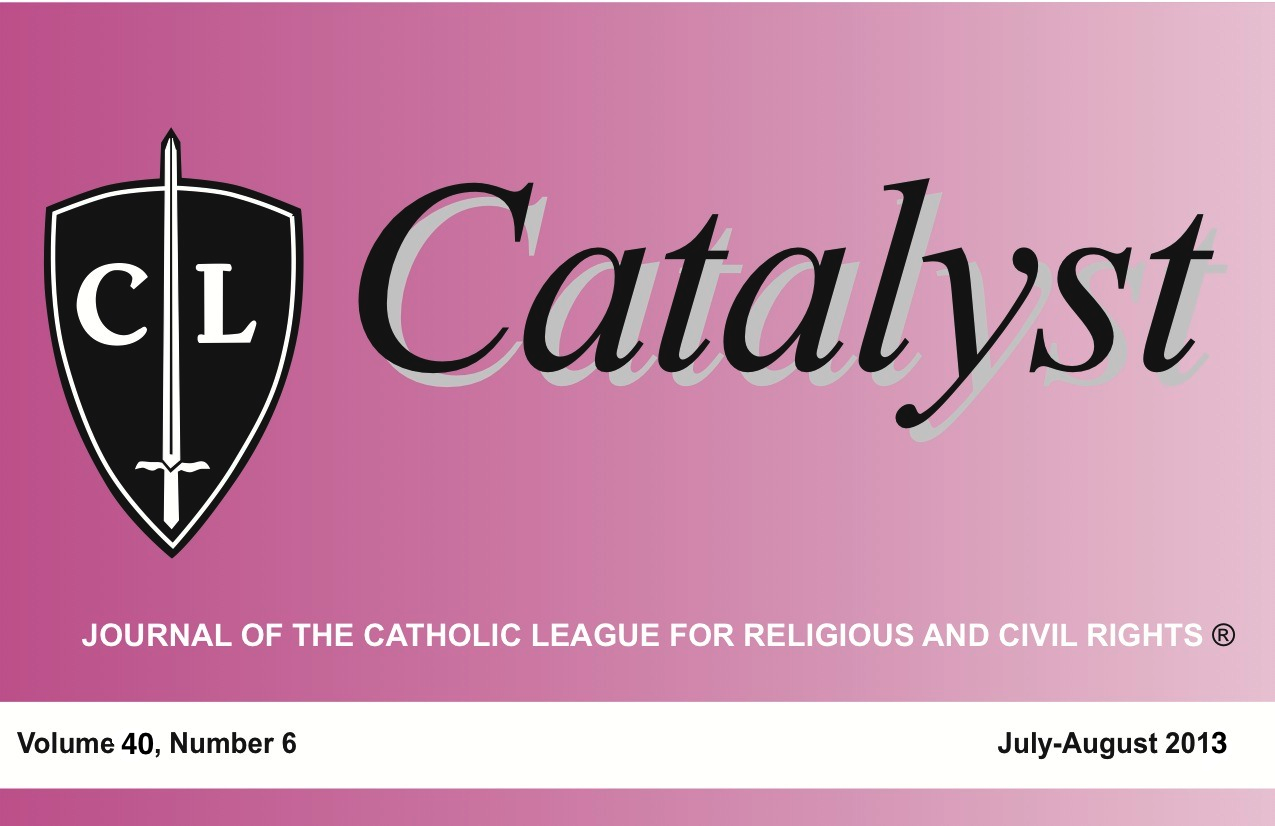 2013 July/August Catalyst